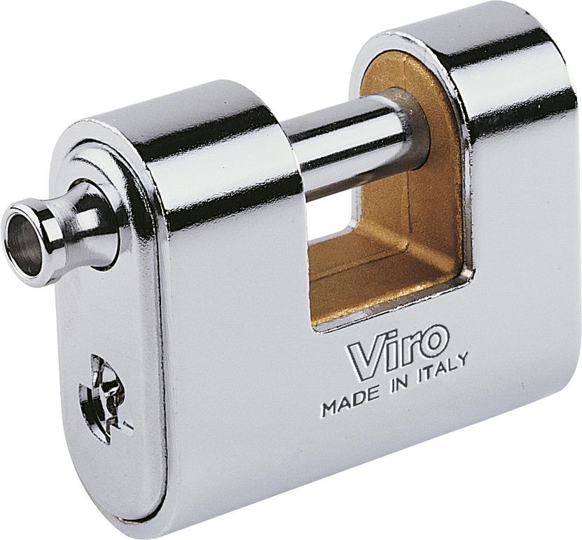 25 mm Base Viro 201 Cylinder Padlock