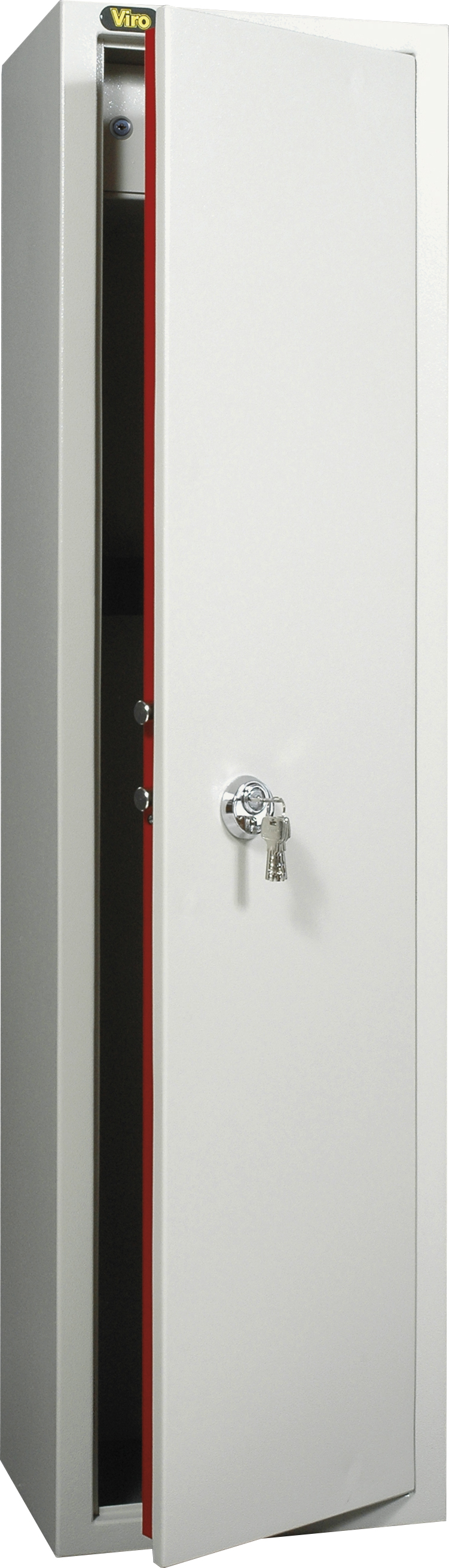 VIRO - with-dimple-key-cylinder---armoured-with-security-escutcheon---gun-cabinets