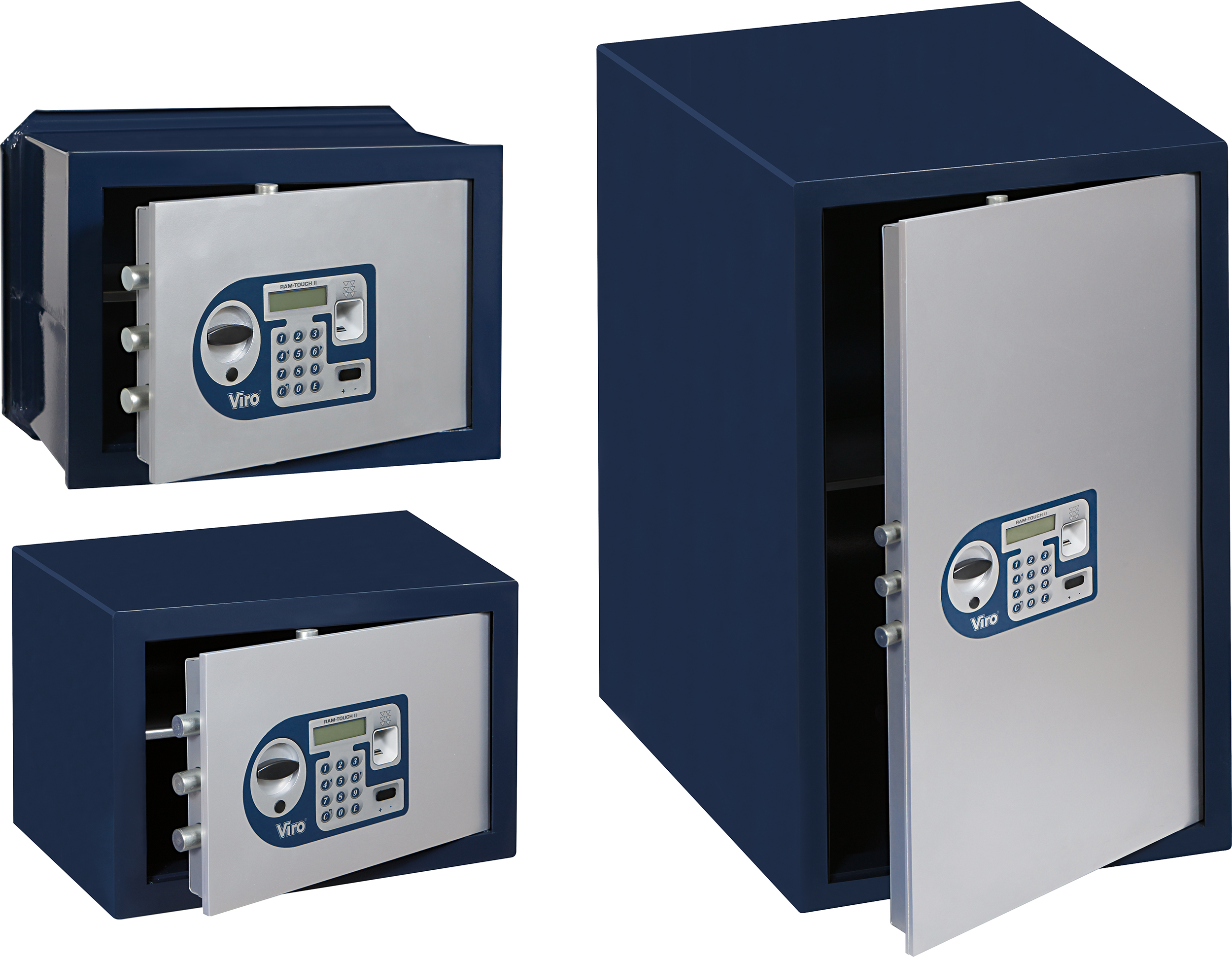 RAM-TOUCH II - Wall Safes and Free Standing Safes | Viro