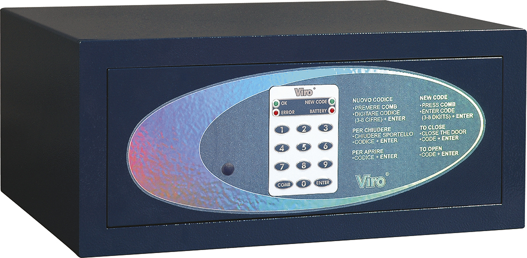 VIRO - Electronic motorized safe 4840