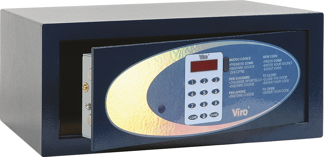 VIRO - Electronic motorized safe 4845