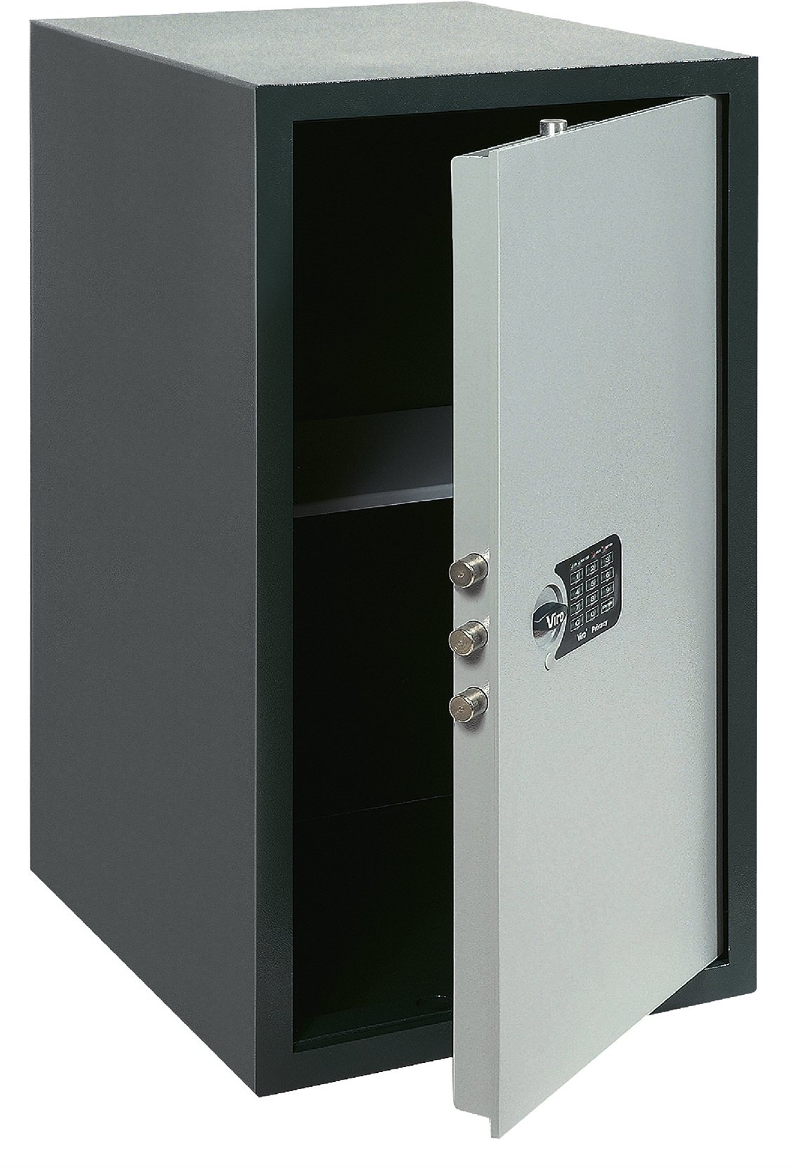 VIRO - Electronic safes with LEDs free standing safes for reception items 1.4396.2 - 1.4398.2