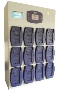 Bacheca elettronica Viro sistema di sicurezza per la gestione di chiavi