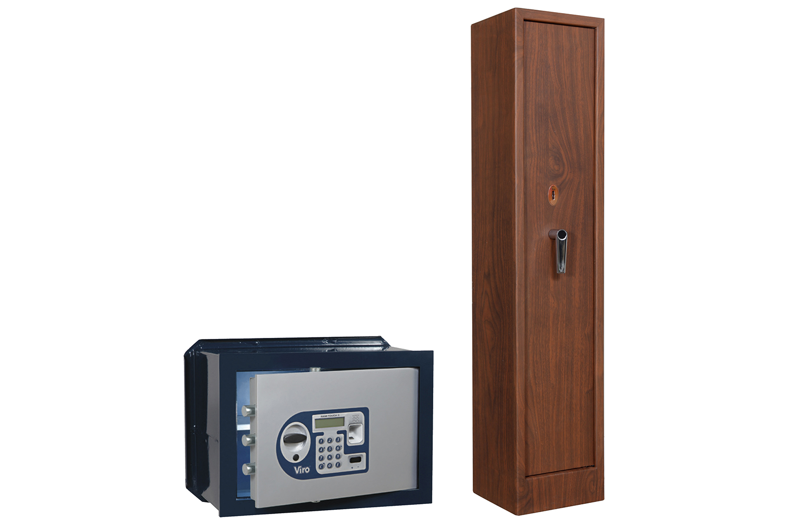 Safes and safety cabinets