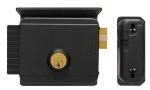 Nuove serrature elettriche verniciate antracite metalizzata