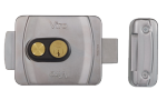 V9083 electric lock with push button