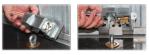 Accessorio per l'installazione di CONDOR e  NUOVO CONDOR su porte basculanti