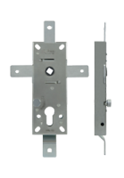New multipoint armoured locks for up and over doors (with 70 mm centre)