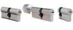 New Maximum security VIRO PALLADIUM profile cylinders punched key