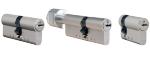 Nuovi Cilindri profilati di massima sicurezza VIRO PALLADIUM frizionati con chiave punzonata