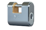 New PANZER Armoured Padlock suitable for half cylinder
