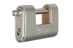 Stainless steel PANZER Armoured Padlocks