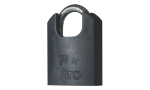 New Fai by Viro Rectangular Padlock with protection cover