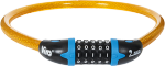 CAPRI twisted cable combination locks