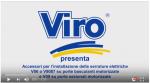 Nouvelles vidéos -accessoires pour l'installation des serrures électriques V06 ou V9087 et V09 sur portes motorisées de garages